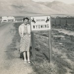 Dorothy enters Wyoming